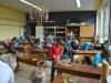 Projektwoche 5. - 9. Mai 2014, Holzbearbeitung