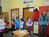 Butter schütteln mit Frau Lesting, Klasse 3b, 25.03.2014