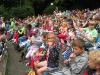 Schulfahrt zur Freilichtbühne Billerbeck, Ritter Trenk, 02.07.2014