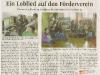 WN-Zeitung, Fördervereinfest, 01.10.2012