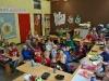 Lilalaune-Kinder zu Besuch, 18.10.2013