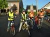 Fahrradführerschein Abschlussfahrt, 4ab, 16.09.2013