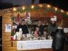 Unser Stand beim Weihnachtsmarkt, 7.12.2013