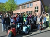 Abfahrt 4b nach Tecklenburg, 06.05.2015