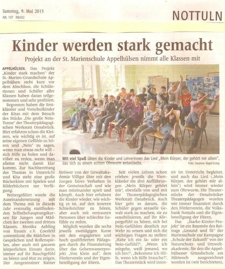 2015_05_09 WN Bericht Kinder stark machen