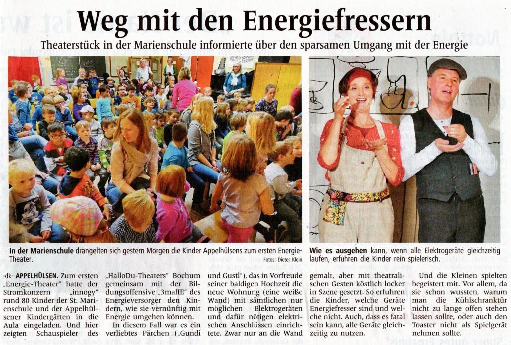 """2017_03_31 WN Energietheater mit der """"Wilden Hummel"""""""