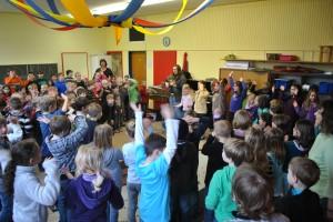 Schulsingen mit JEKISS, alle Kinder, 12.03.2012