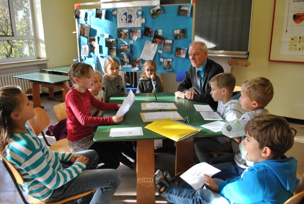 Schülerhaushalt mit Herrn Fallberg, 28.10.2015
