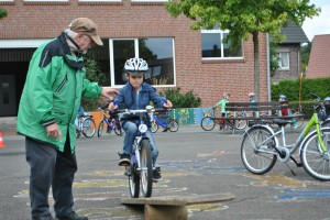 Fahrradtraining, Wippe, 16.09.2013