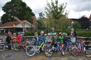 Fahrradtraining, 16.09.2013