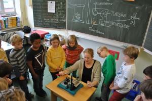 08.10.2013, Energieunterricht 4ab mit Frau Brüse, RWE