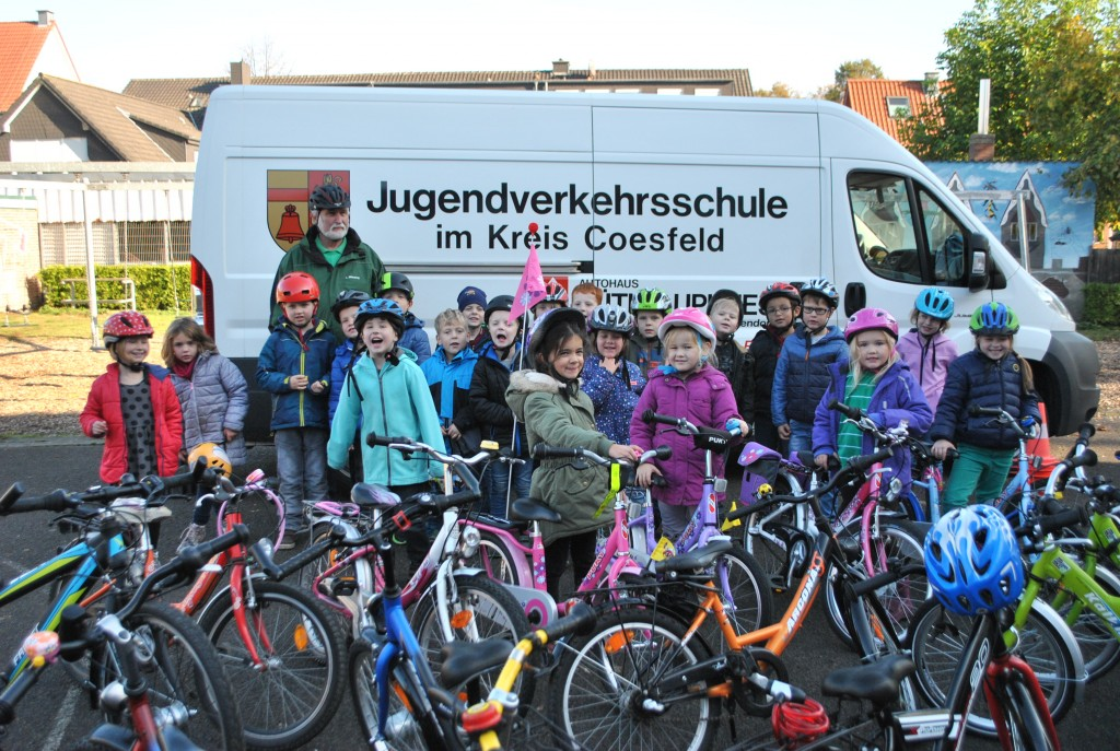 Jugendverkehrsschule, 31.10.2016