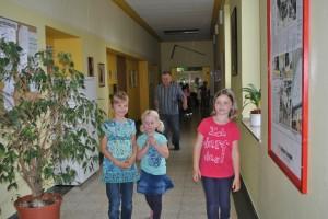 Patenbesuch, 4.7.2013, Rundgang