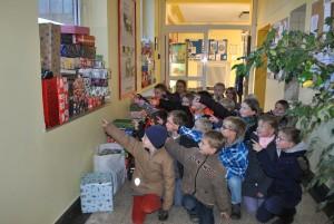 Weihnachtspäckchen für Rumänien, November 2014