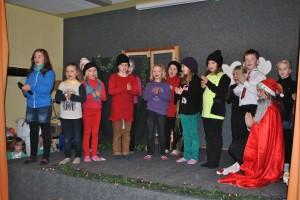 Weihnachtsmusical Schulchor, Wichtel, 17.12.2012