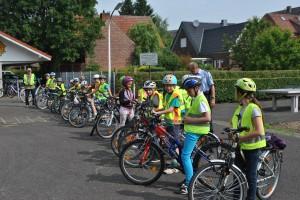 Radfahrtraining Juni 2014 3b