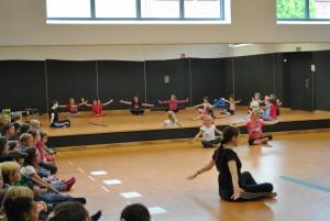 Abschluss Tanz-AG, 19. Mai 2016