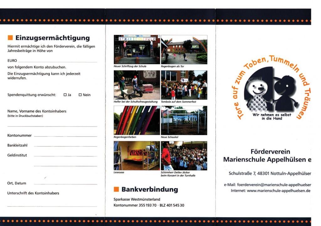 Förderverein Flyer 2012 Seite 1 als Bild