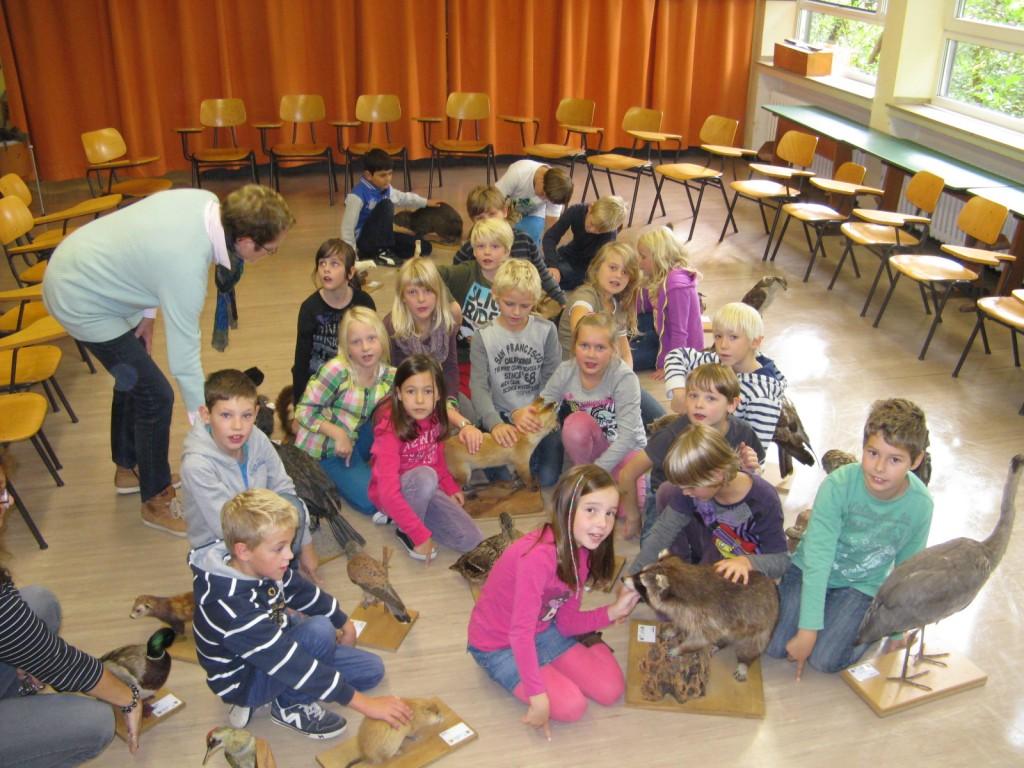 Rollende Waldschule, 10.09.2013, totale