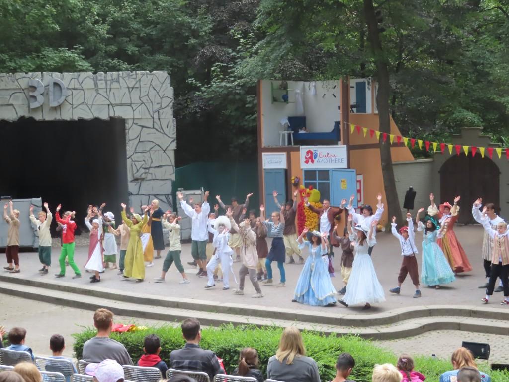 2019_07_10 Theaterfahrt Bühne