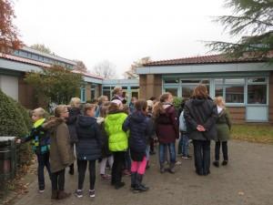 Besuch beim Gymnasium Nottuln, 3.11.2016
