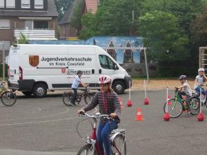 Jugendverkehrsschule, 24.-25.08.2015