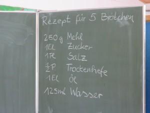 Brötchenrezept, BZL 3ab, 16.09.2015