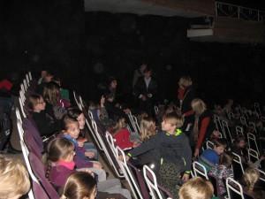 Theaterfahrt, 13.12.2012, im Theater