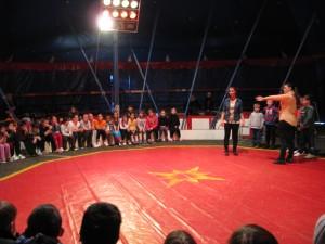 Zirkus Casselly 1, 4.3.13