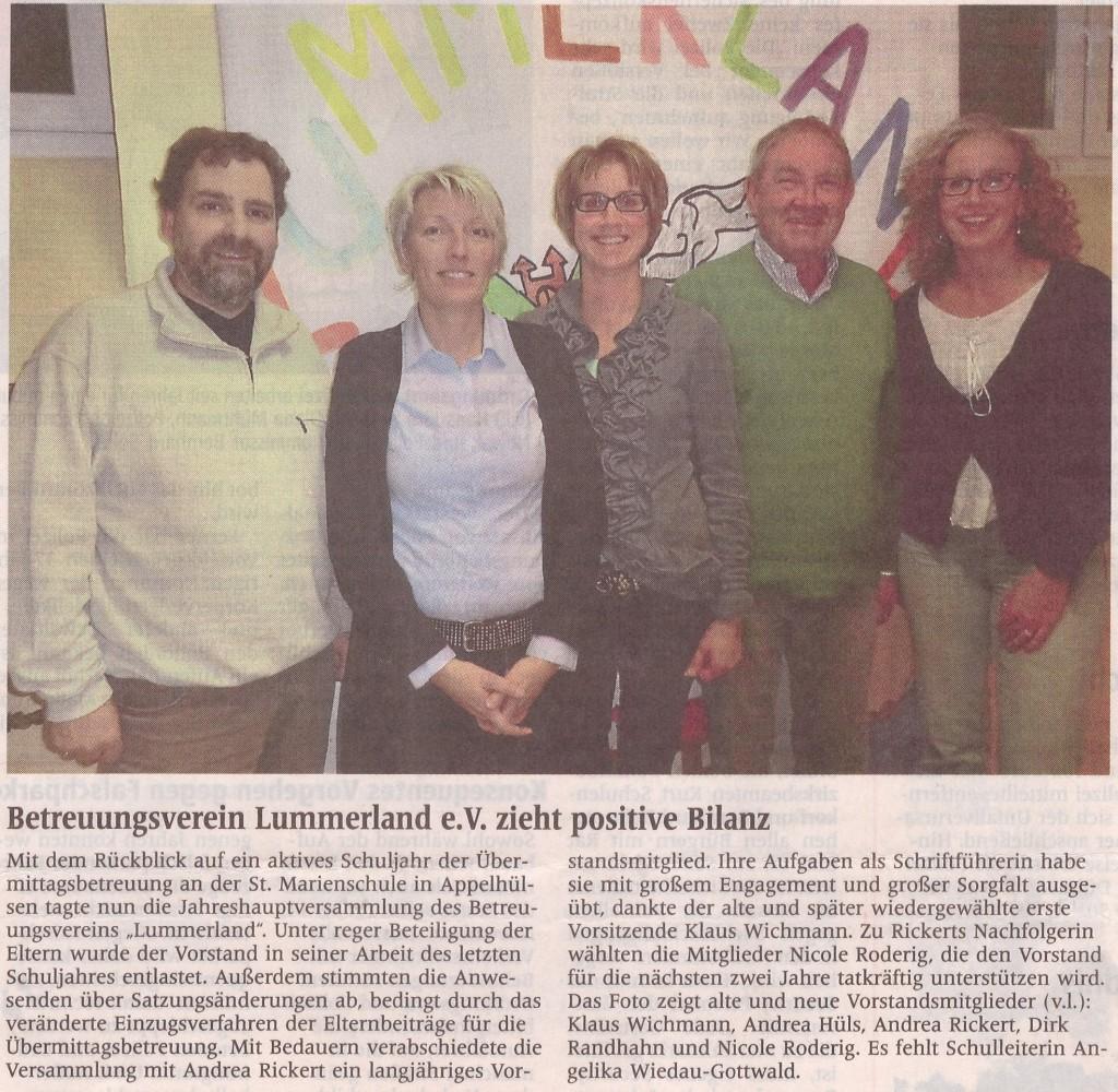 Lummerland WN, 05.11.2013