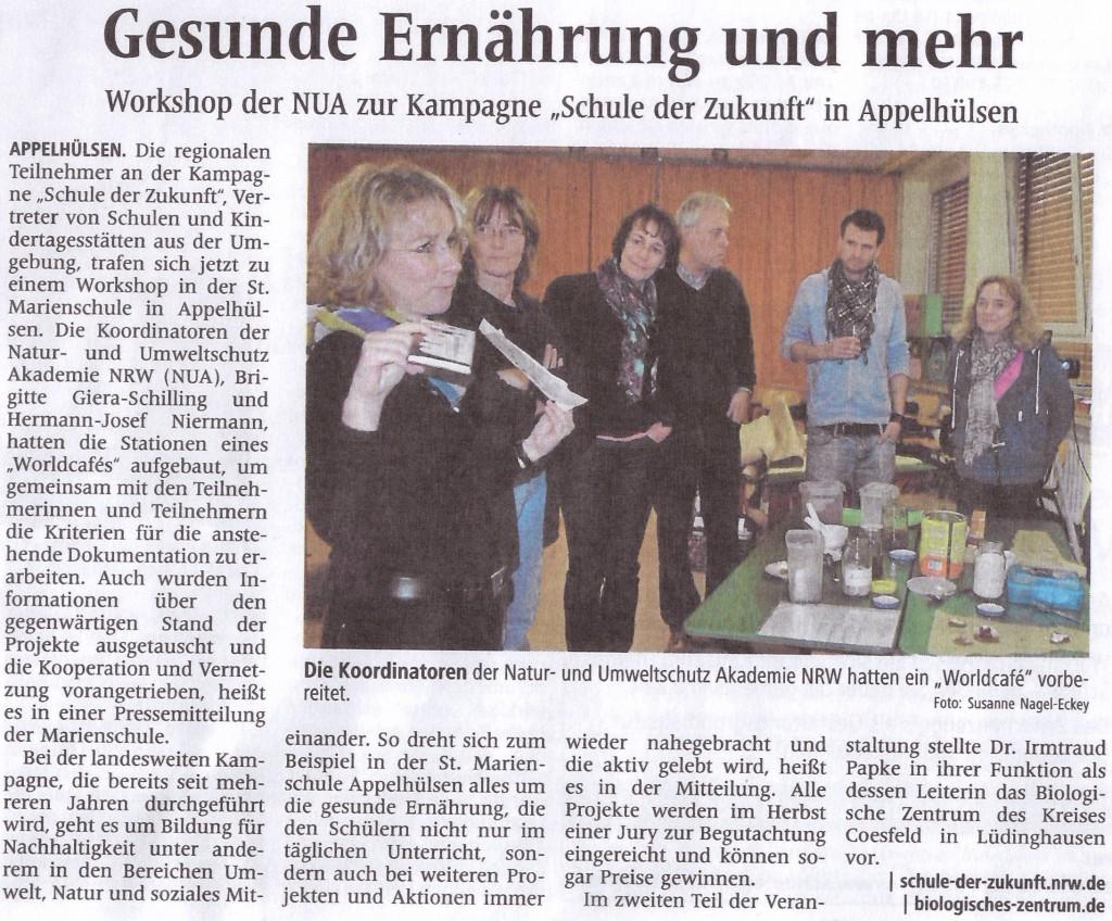 Zeitung Schule der Zukunft, 10.02.2014