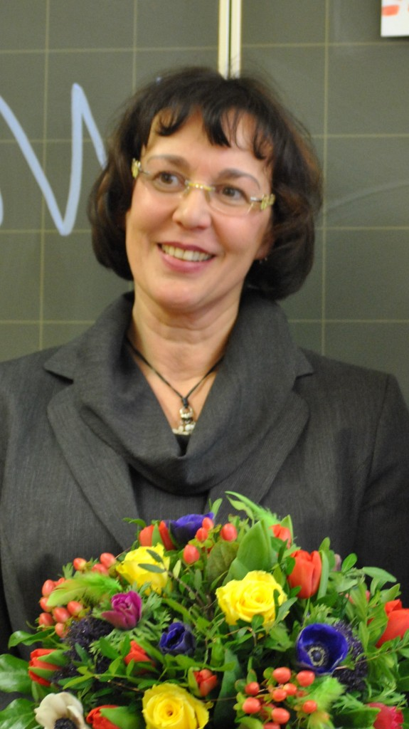 Frau Wiedau-Gottwald - Ernennung zur Rektorin