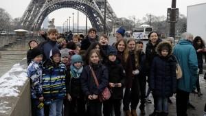 Frankreich 2018 Eiffelturm