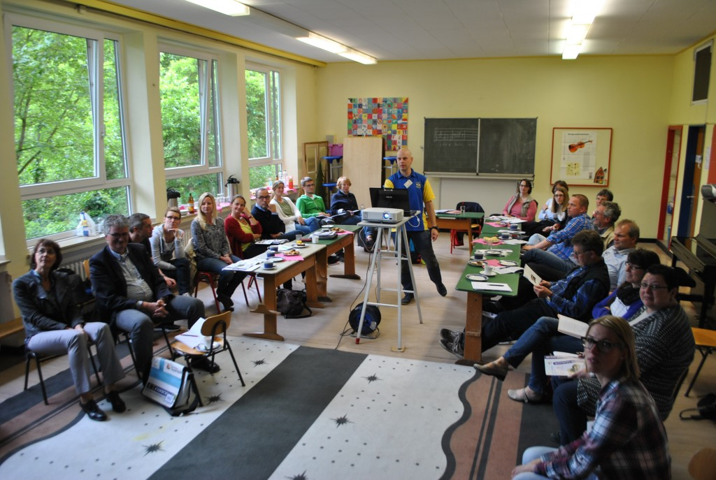 """Infoveranstaltung nua """"Schule der zukunft"""", 18.05.2016"""