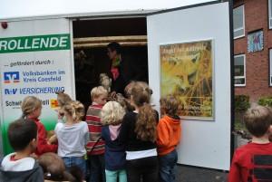 Rollende Waldschule, Hegering Coesfeld